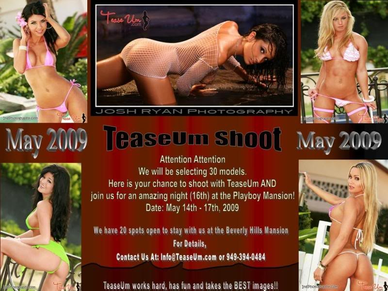 TeaseUm Shootout Event